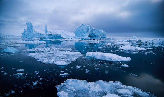 The World's Biggest Iceberg, about Four Times the Size of New Delhi, Breaks from Antarctica's Ice Shelf