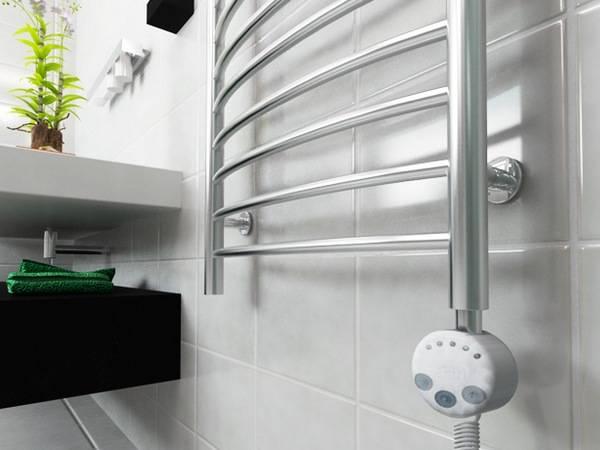 Преимущества использования полотенцесушителя