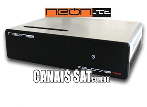 Neonsat Colors Neo Nova Atualização C100 - 24/08/2020