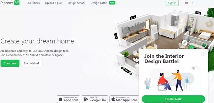 Mendesain Interior Rumah Secara Online Gratis-3