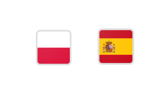 المنتخب الإسباني يواجه منتخب بولندا اليوم ضمن الجولة الثانية ... يورو 2020