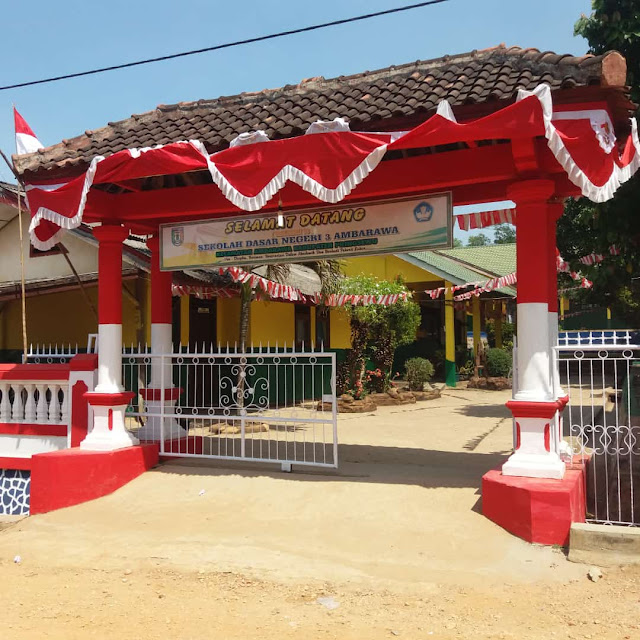 Sekolah Nuansa Merah Putih | Menyambut HUT RI Ke-74 SD N 3 Ambarawa