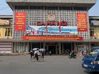Estacion de trenes de Hanoi