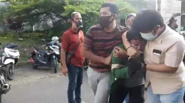 28 Orang Ditangkap di Demo Jambi Termasuk Mahasiswa Diviralkan Polisi Nyamar
