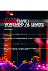 Good Time: Viviendo al límite (2017) BRRip 720p Latino AC3 2.0 / ingles AC3 5.1