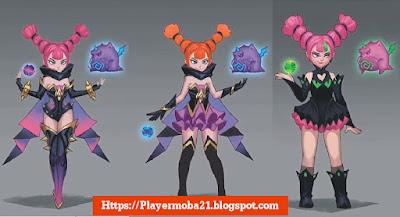 Survei Skin Hero Baru Little Witch (Mage) Mobile Legends