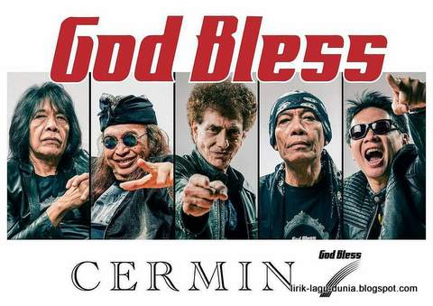 Lirik Lagu God Bless - Damai