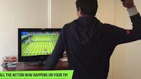Gioca a Tennis davanti la TV col cellulare e il Chromecast diventa come la Wii
