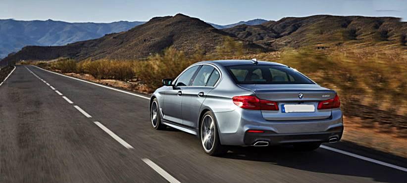 2017 BMW G30 5 Series Exterior and Interior Design | Auto BMW Review