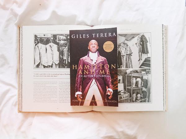 Hamilton and Me, Giles Terera | Book Review