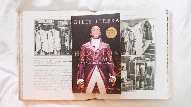 Hamilton and Me, Giles Terera   Book Review
