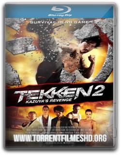 Tekken 2 – A Vingança de Kazuya Torrent