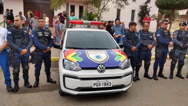 Resultado de imagem para guarda municipal taquaritinga do norte