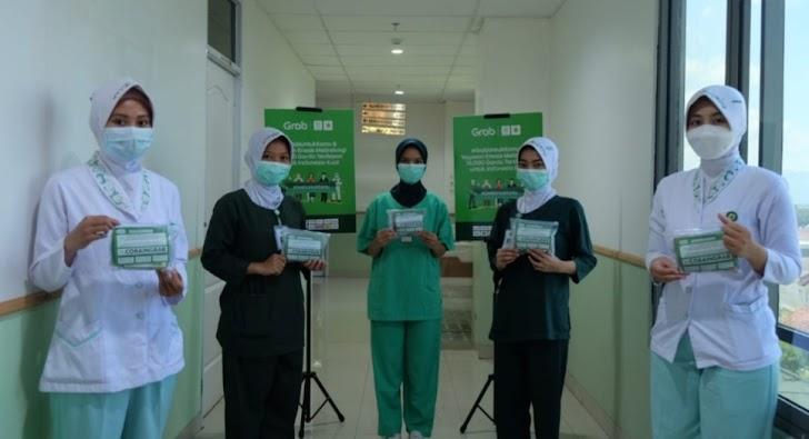 Peringati Hari Perawat Nasional, Grab Berikan Apresiasi atas Perjuangan Garda Terdepan Yogyakarta