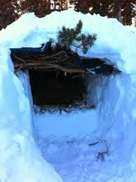 The Paracord Project Winter Survival Shelters
