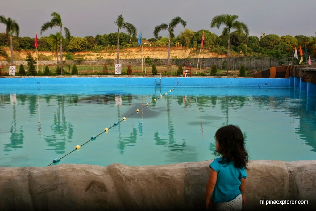 Learning to Like Pool Resorts at Villa Concepcion Wave Pool