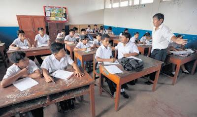 El Perú gasta por estudiante de educación secundaria 7 veces menos que el promedio de 50 países según OCDE
