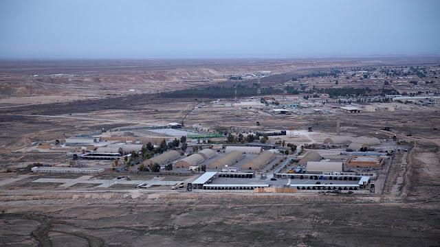 Base dos EUA no Iraque