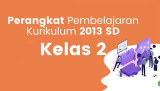 Download RPP Format 1 Lembar Kelas 2 K13 Revisi 2020 Semester 1