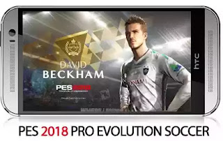 PES 2018 Pro Evolution Soccer v2.0.0 Apk + OBB