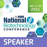 Speaker, National Biotechnology Conference