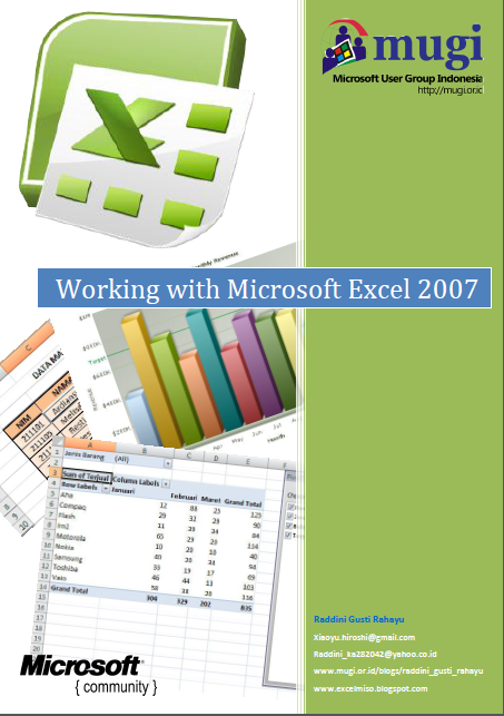 Ebook Excel 2007 Bahasa Indonesia
