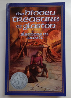 The Hidden Treasure of Glaston Book Report