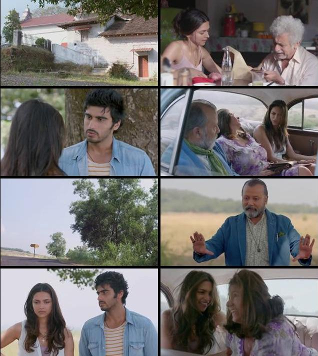 Finding Fanny 2014 Hindi 480p HDRip