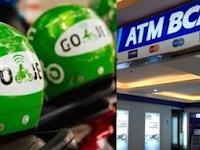 Syarat Pengambilan ATM BCA Gojek  dan Pengambilan Corporate Gojek