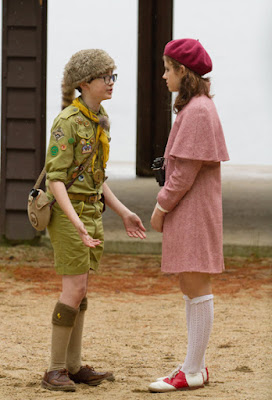Moonrise Kingdom - Jared Gilman and Kara Hayward