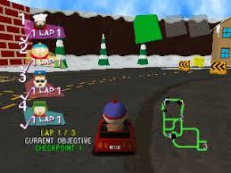 Free Download South Park Rally Games N64 For PC Full Version ZGASPC