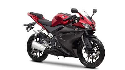 Yamaha YZF R125 bike