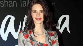 On the Tanushree case, Kalki said, 'This is not my story'