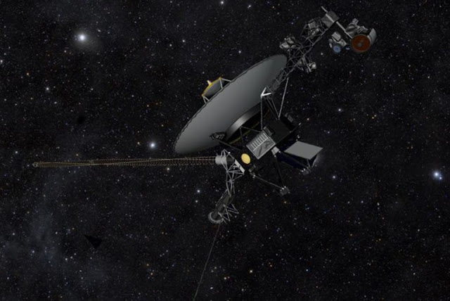 Voyager 1: NASA 40-Year-Old Satellite Responded To Signal 13 Billion Miles Into Outer Space (Interstellar Space).
