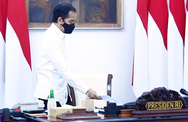 Diusulkan Jokowi, Ini Perjalanan Panjang Keluarnya UU Cipta Kerja