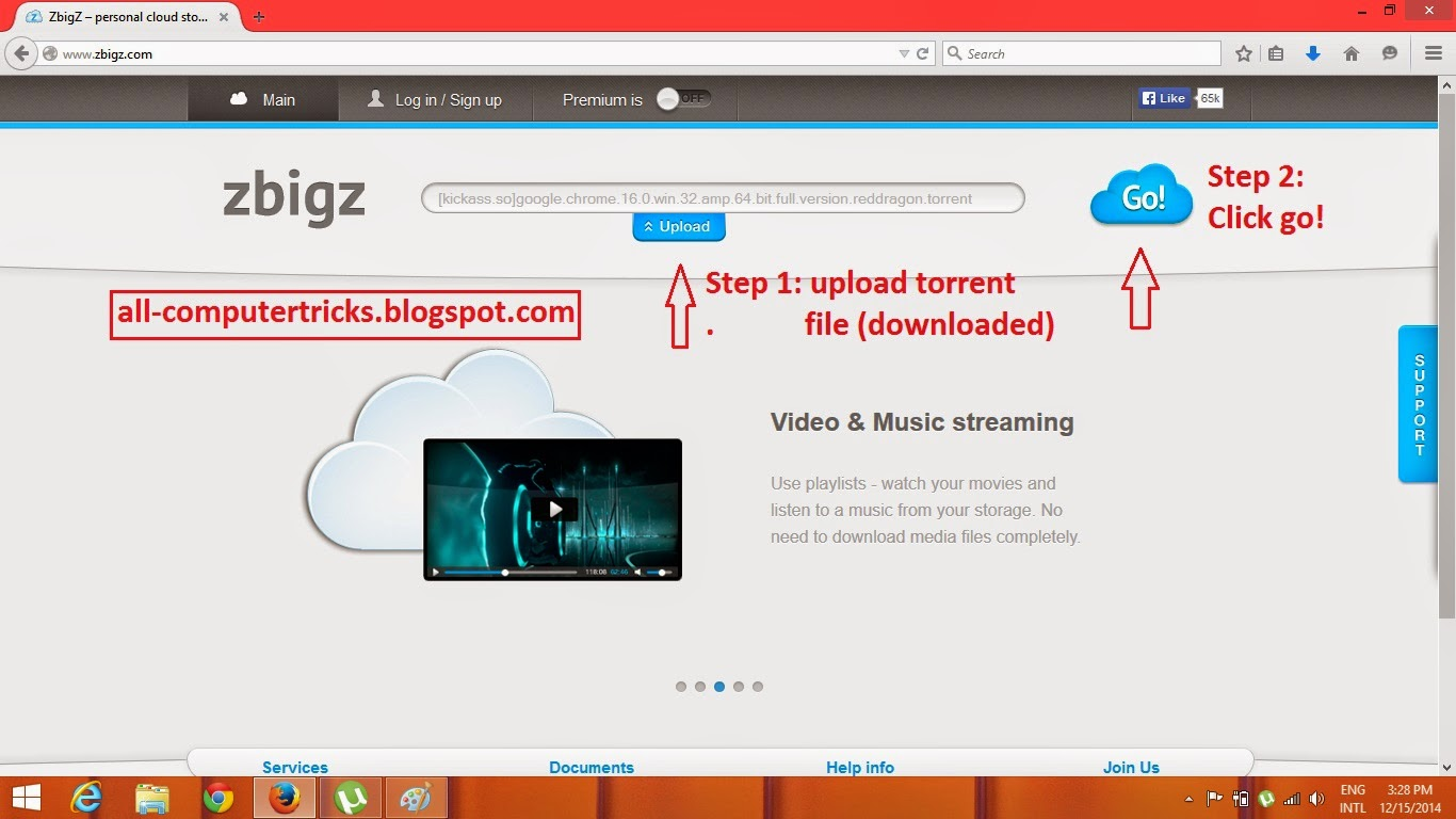 how to make torrent download faster