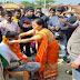 পানিসাগরের গুলিকান্ডে পা হারিয়ে বিকলাঙ্গ হয়ে বাড়ি ফিরলেন হরেকৃষ্ণ দাস - Sabuj Tripura News