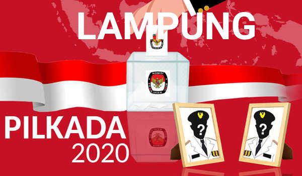 Pelkada Serentak Lampung, Tiga Petahana Kembali Peroleh Kemenangan