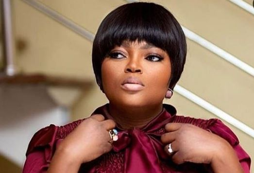 Actor Pa James cries out over accomodation issues, then actress Funke Akindele did this