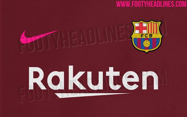 FC Barcelona tercera camiseta