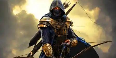 Caustic Arrow Set AKA The Master's Bow