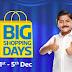 Flipkart Big Shopping Days 2019: Get Huge discount on Mobile, TV, Laptop, Clothing, etc.
