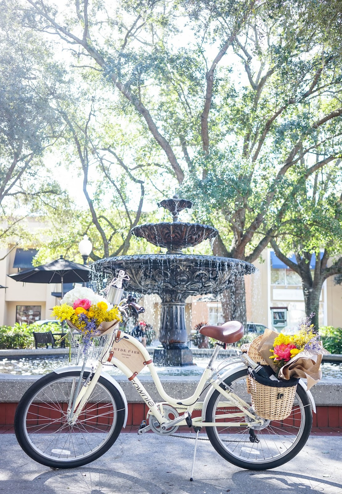 Hyde Park Village, go-to destination for shopping, entertainment, and nightlife in Tampa, Florida