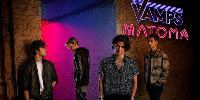 The Vamps y Matoma - All Night