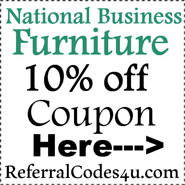 National Business Furniture Promo Code 2016,2017, NationalBusinessFurniture.com Coupons July, August, September, October, November