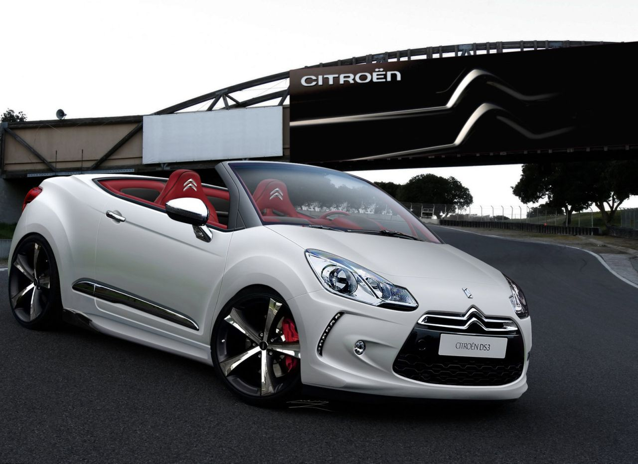 revista coche recreaciones citroen ds3 cabrio. Black Bedroom Furniture Sets. Home Design Ideas