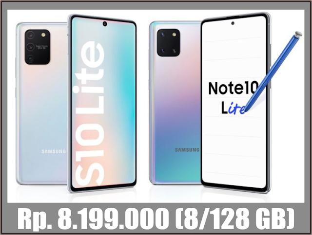 Kebutuhan Pasar Akan Produk Samsung Galaxy Note10 Lite