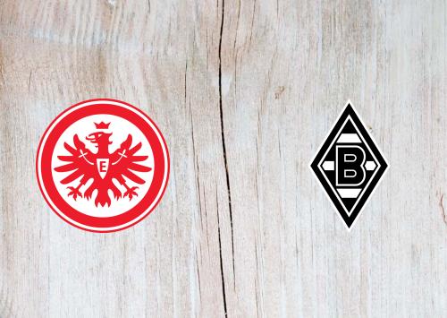 Eintracht Frankfurt vs Borussia M'gladbach -Highlights 15 December 2020