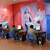 Donan equipo de cómputo a biblioteca municipal de Amecameca