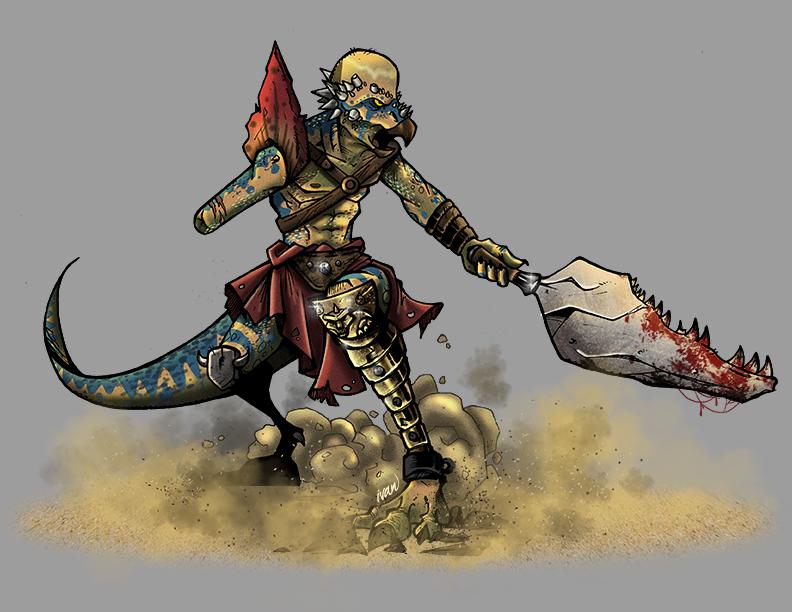Character Design Challenge Gladiator : Ivan character design challenge quot gladiator